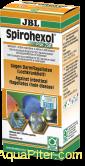 Препарат JBL Spirohexol Plus 250 против жгутиконосцев, 100мл