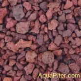 Крошка лавовая UDeco Canyon Lava, фракция 10-30мм, 6л