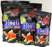 Корм плавающий AQUAV Floating fish food, 500г