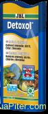 Препарат JBL Detoxol для быстрой нейтрализации токсинов в аквариумной воде, 100м