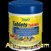 Корм основной Tetra Tablets TabiMin для всех видов донных рыб, 120шт