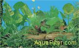 Фон для аквариума,двухсторонний, 30см (15 метров)