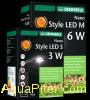 Светильник Dennerle Nano Style LED M для нано-аквариума, 6Вт