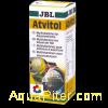 Смесь мультивитаминная JBL Atvitol с комплексом аминокислот, 50мл