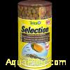 Корм Tetra Selection - 4 вида основного корма в одной баночке