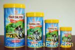 Корм AQUAV Tropical Fish Flakes, хлопья для всех видов троп. рыб, 100мл