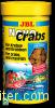 JBL NovoCrabs - Корм для панцирных ракообразных, 250мл (125г)