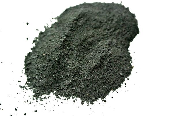 Песок шунгит
